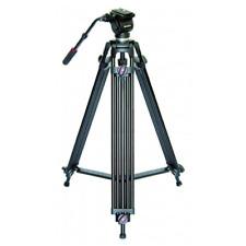 """Braun Photo Technik """"PVT 185"""" Professional Video Tripod Kit + Head & Bag #142372"""