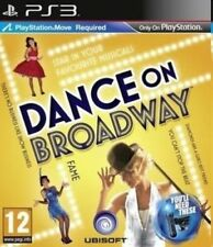 DANCE ON BROADWAY PS3 SONY PLAYSTATION 3 NUOVO SIGILLATO ITALIANO MOVE