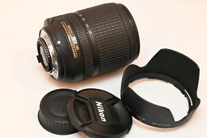 Nikon AF-S DX Nikkor 18-140mm f/3.5-5.6g ED Auto Focus DSLR Zoom Lens EXC+++++