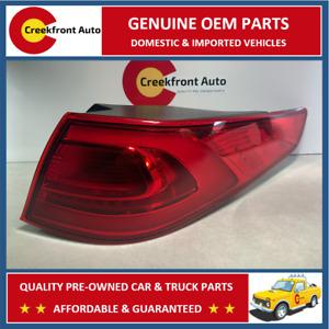 2014 - 2016 Kia Optima Pass Right Outer Tail Light 92402-4U520 924024U520 OEM