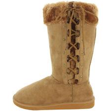 Markenlose Damen Winter- und Schneestiefel