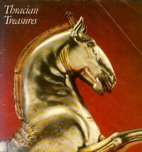Ancient Thrace Treasures Jewelry Vases Sculpture Masks Swords Bulgaria Romania