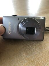 Canon PowerShot ELPH 130 IS / IXUS 140 16.0MP Digital Camera - Gray