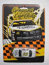 1992 Racing Champions AUTOGRAPHED Ed Berrier #22 Greased Lighting Oldsmobile