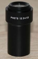 Leica MICROSCOPIO Microscope oculare Photo 12.5x/13 (N. 541011) 30mm diametro
