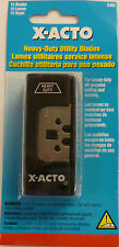 Xacto Heavy Duty Utility Blade Dispenser (15 blades) # 492