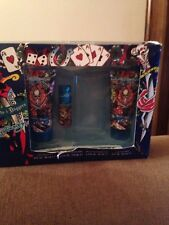 Hardy Hearts&Daggers Cologne for Men By Christian Audigier Gift Set Missing One