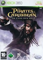 Pirates of the Caribbean - Am Ende der Welt XBOX 360 Game