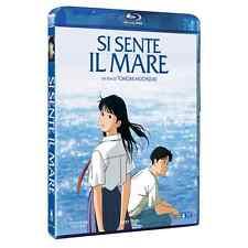 SI SENTE IL MARE (Blu-ray) STUDIO GHIBLI UN FILM DI TOMOMI MOCHIZUKI