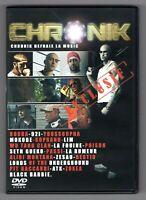 DVD ★ CHRONIK - BOOBA , LIM , ATK , ZOXEA ★ MUSIQUE - CONCERT (RAP - HIP-HOP)
