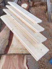 Holz, Nut und Feder Brett, Hobeldiele, Rauspund, Handwerk, Heimwerker, 100cm