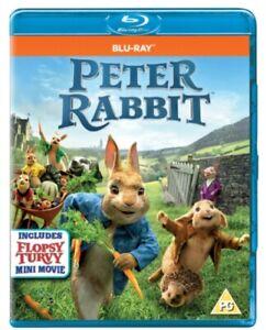 Peter Rabbit BLU-RAY *NEW & SEALED - FAST UK DISPATCH*