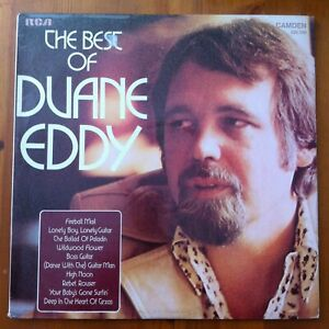 Duane Eddy, The Best Of Duane Eddy - Rock & Roll, Country Vinyl LP Record