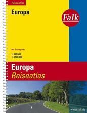 Falk Reiseatlas Europa 1:800 000 (2016, Ringbuch)