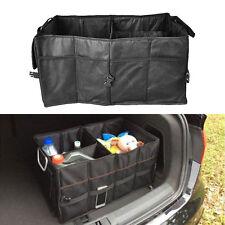 Multi-purpose Car Trunk SUV Cargo Organizer Foldable Storage Box Bag Tool Case