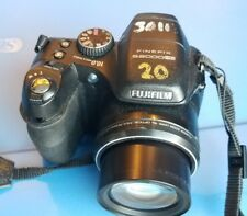 Fuji S2000HD Black Digital Camera
