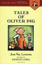 Tales of Oliver Pig: Level 2 (Oliver and Amanda) by Jean Van Leeuwen