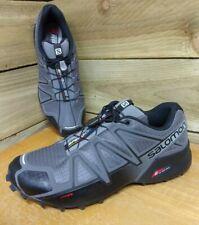 Salomon Speedcross 4 - UK 9.5 - Excellent Condition - See photos - Worn Once