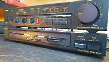 TOSHIBA Stereo Amplifier SB-M12 30 Watt x 2 + Radio FM/AM ST-U12 Funzionanti