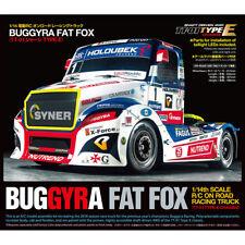 TAMIYA RC 58661 Buggyra Fat Fox Racing Truck TT-01E