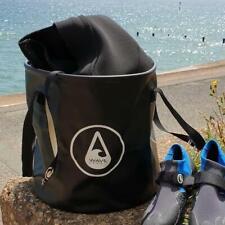 Wave Hawaii Waterproof Folding Beach Bucket. Beach Bag. Waterproof Beach Bag.