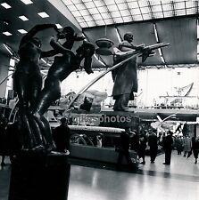 Exposition BRUXELLES 1958 - Pavillon URSS Russie Sculptures - Div 2464