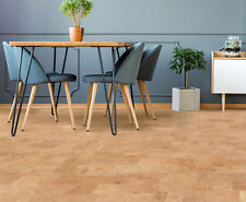 """Soundproofing Material, Natural Leather Forna 8mm Cork Tiles 6""""x6"""" Samples"""