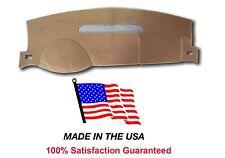 Chevy Tahoe 2007-2013 Beige Carpet Dash Cover Dash Board Mat (1 Glove Box)CH83-8
