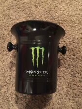 Monster Energy Drink Claw Ice Tip Bucket