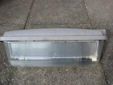 MK1 GEC 1950S Z9454 140W SODIUM STREET LIGHT LANTERN (90W SOX) UNDRILLED CANOPY
