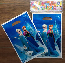 Frozen Anna and Elsa Party Gift Bag - pack of 6