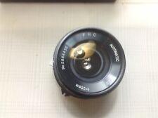 F-H.C AUTO 28mm f3.5 Nikon MOUNT MANUAL FOCUS LENS