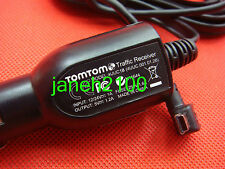 TomTom Mini-USB LIFETIME TRAFFIC Receiver LT Car Charger Adapter GPS RDS-TMC 12V