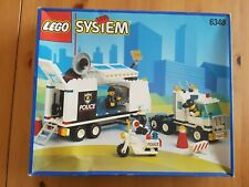 LEGO Classic Town 6348 Police Surveillance Squad 1994 mit OVP