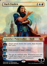 Dack Fayden - Foil x1 - Ravnica Allegiance Mythic Edition - NM-Mint, English - R