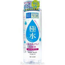 Rohto Hadalabo Kiwamizu Mineral Amino Toner 400mL Oil-free