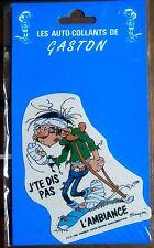Les auto-collants de Gaston 5 - Franquin - 1990