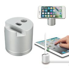 Desktop Charging Charger Dock Aluminium Cradle Stand For Apple iPad Pro Pencil