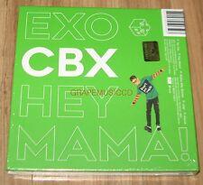 EXO-CBX Hey Mama! 1st Mini Album CHEN CD + PHOTOCARD SEALED