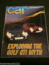 "Car Magazine Cars, 1980s Magazines"""