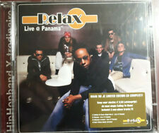RELAX- LIVE @ PANAMA *2 CD NEW NOT SEALED NUOVO NON SIGILLATO RARO
