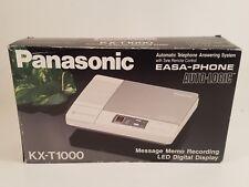 Lot of 33 panasonic digital answering messaging systems kx-tm100cb.