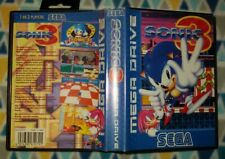 Sonic 3 Megadrive Pal España