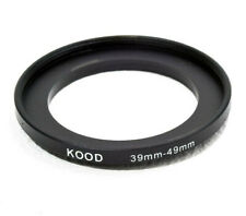Stepping Ring 39-49mm 39mm to 49mm Step Up Ring Stepping Rings 39mm-49mm