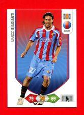 CALCIATORI 2010-2011 11 - Adrenalyn Panini Card BASIC - BIAGIANTI - CATANIA