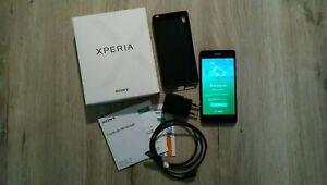 Téléphone Smartphone Sony Xperia E5 16 Go Noir