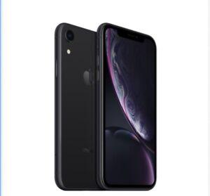 Apple iPhone XR - 64GB - Black (Cricket) A1984 (CDMA + GSM)