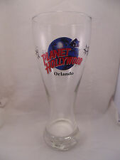 "Planet Hollywood Orlando Florida 8.5"" Pilsner Beer Glass"