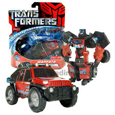 "Year 2007 Hasbro Transformers Movie All Spark Power Scout Class 4.5"" WARPATH"