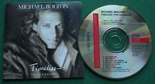 Michael Bolton Timeless The Classics inc Reach Out I'll be There + CD